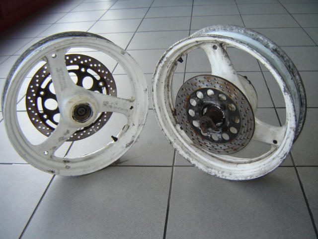 Wheel Kit Suzuky