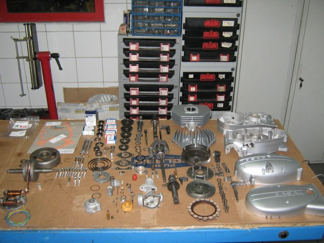 Used Parts Casal