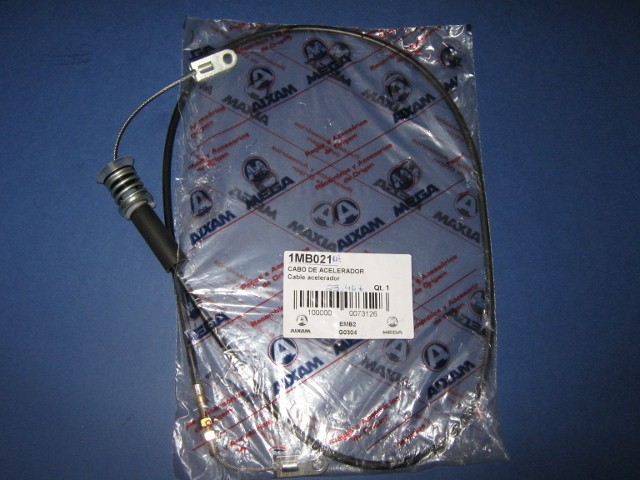 Accelerator Cable Aixam