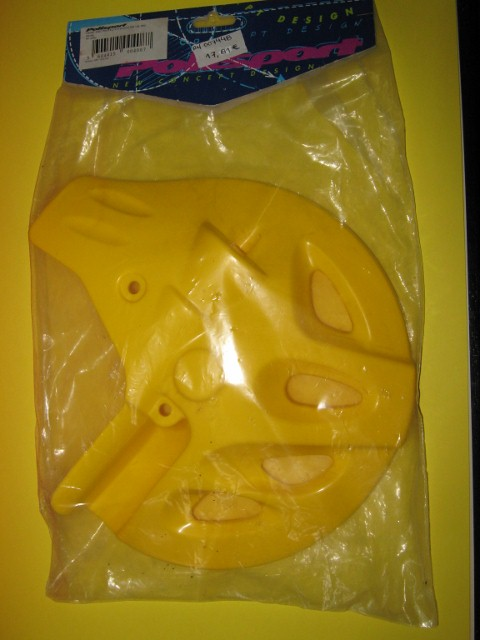 Front Disc Protector Suzuki RM125/250 (96-98)