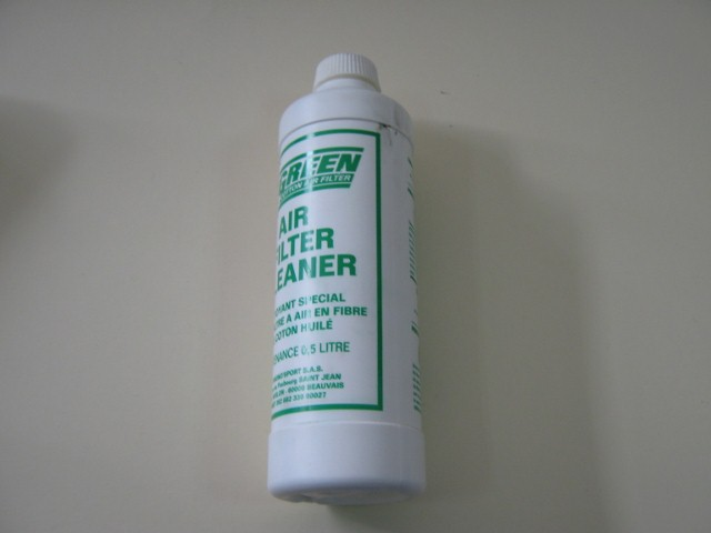 Air Filter Cleaner Green