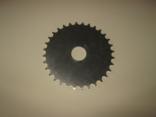 Sprocket AFAM Alu. 32D